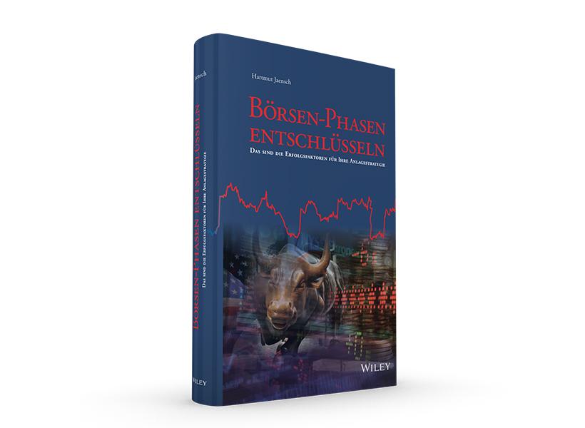 Börsenphasen entschlüsseln – Das Buch von Hartmut Jaensch