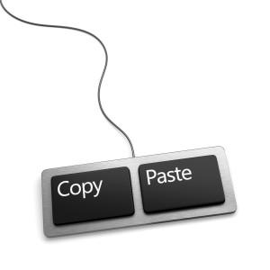 Studieren geht über kopieren