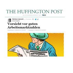 Arbeitsmarktzahlen, Hartmut Jaensch, Börse, Aktien, Konjunkturdaten