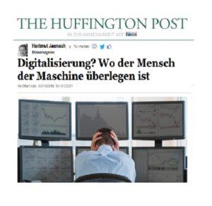 Digitalisierung, Hartmut Jaensch, prediqma, Börse, Aktien