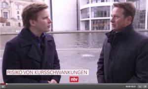<small><em>10. Nov 2017: ntv-Nachrichten</em></small><br/>Hartmut Jaensch zu Sicherheit und Risiko von Bitcoins