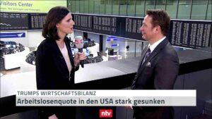 Januar Geldanlagecheck: Hartmut Jaensch im Telebörse-Interview bei n-tv