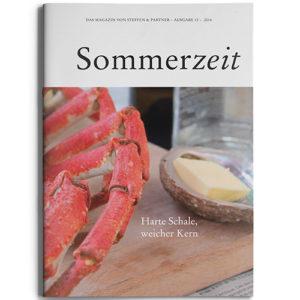 """<small><em>Sommerzeit 2016 – Kundenmagazin Steffen & Partner</em></small><br/>""""Börse ist mehr als reine Spekulation"""" – Interview mit Hartmut Jaensch"""